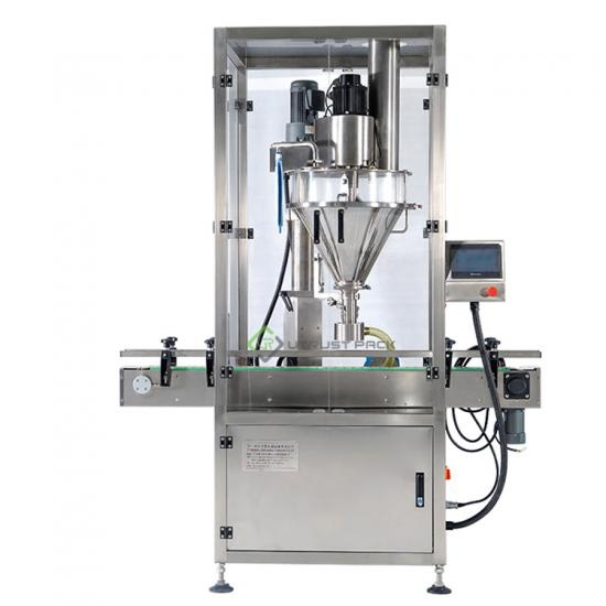 Can Milk Powder Filling Machine