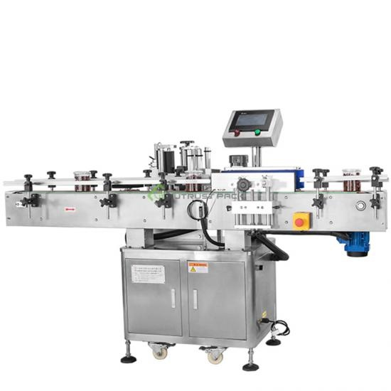 powder milk filing sealing line
