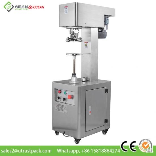 Composite Paper Can Sealing Machine