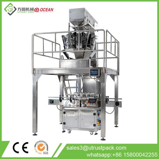 Food Grade Z shape bucket elevator