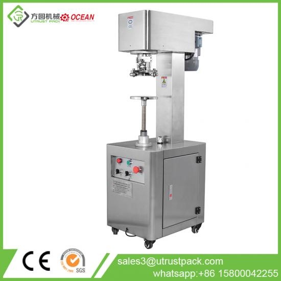 Tin Can Canning Machine For Food Industry