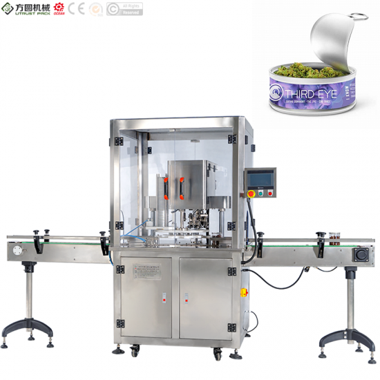 automatic CBD packing can seamer