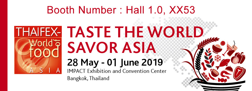 2019 thaifex-world of food asia